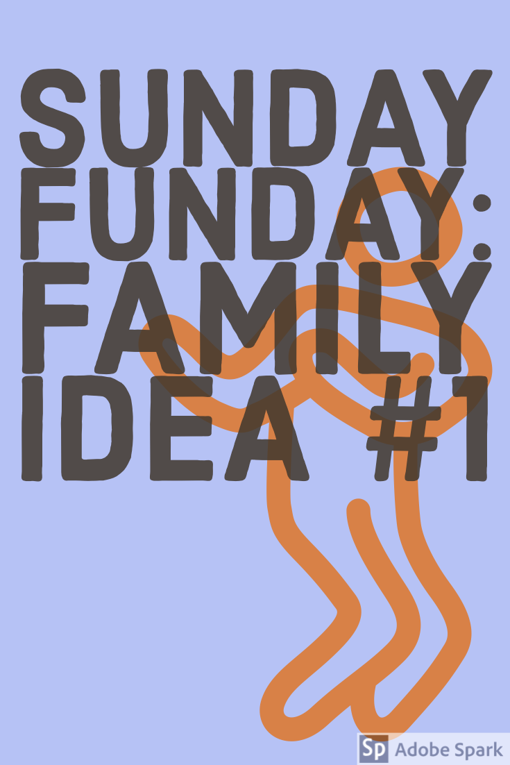 Sunday Funday Family Idea 1 Post Image