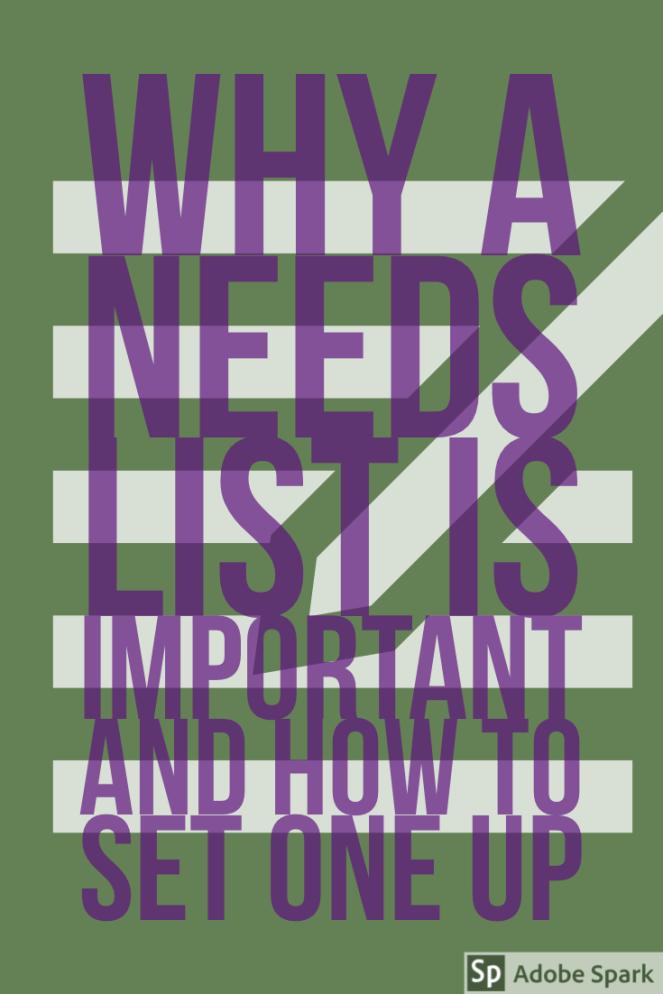 Needs List Pin Image