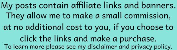 Affiliate Disclaimer Banner