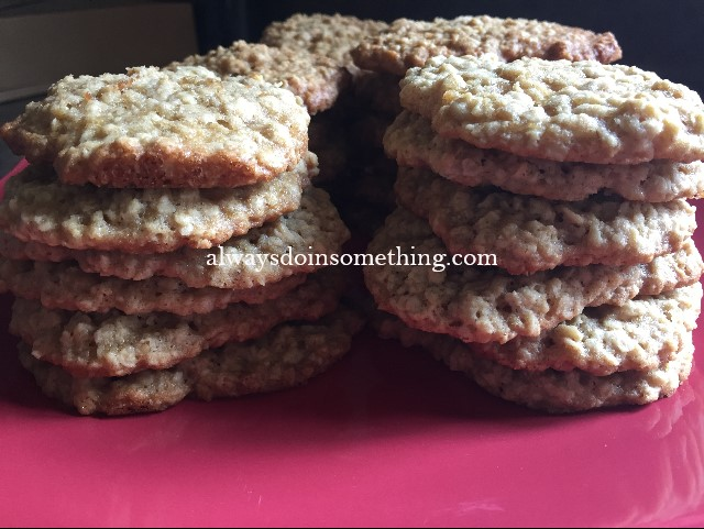 Oatmeal cookie image 8 (2)