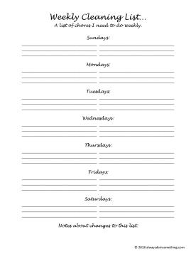 Daily Cleaning List-page-002