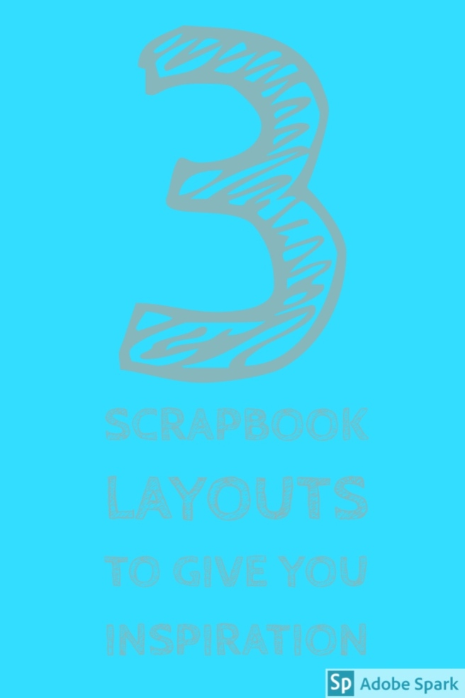 Scrapbook Layouts 1 Pin Image