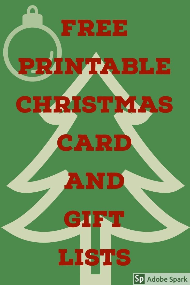 Christmas Worksheets Pin Image