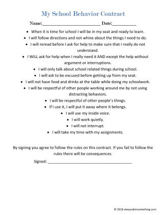 My School Goals and Behavior Contract-page-002