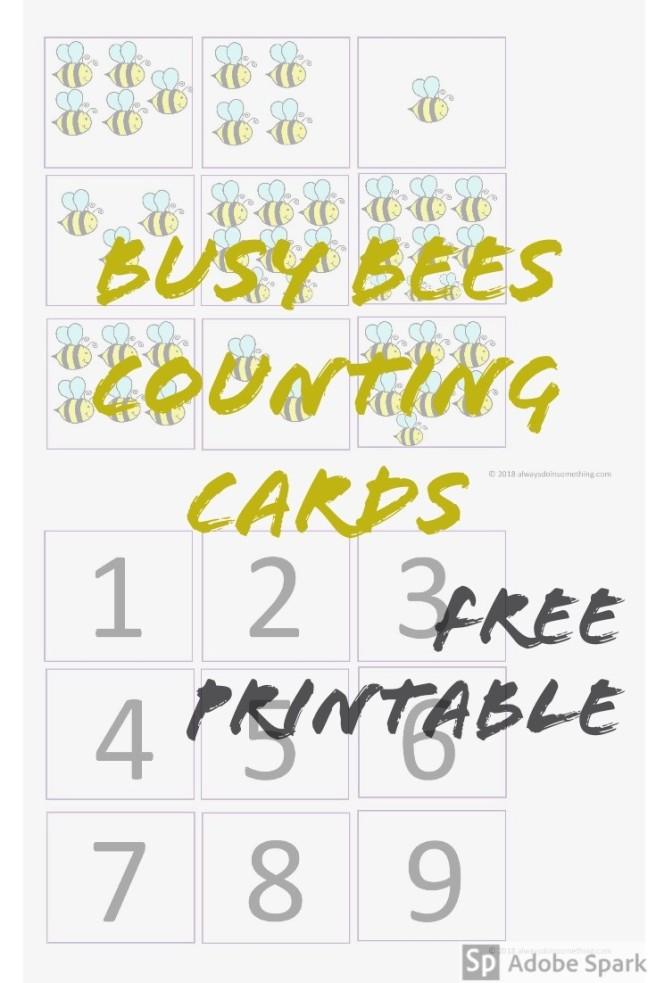 Bees Pin Image