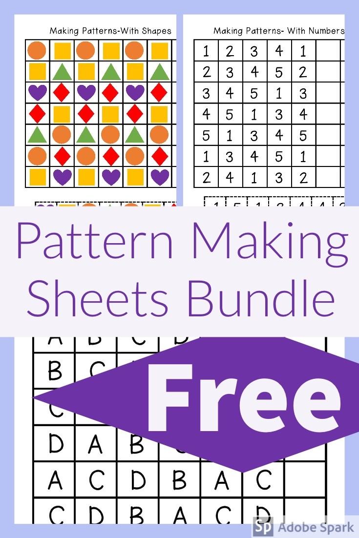 Pattern Sheet Pin Image
