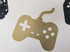 Game controller Vinyl
