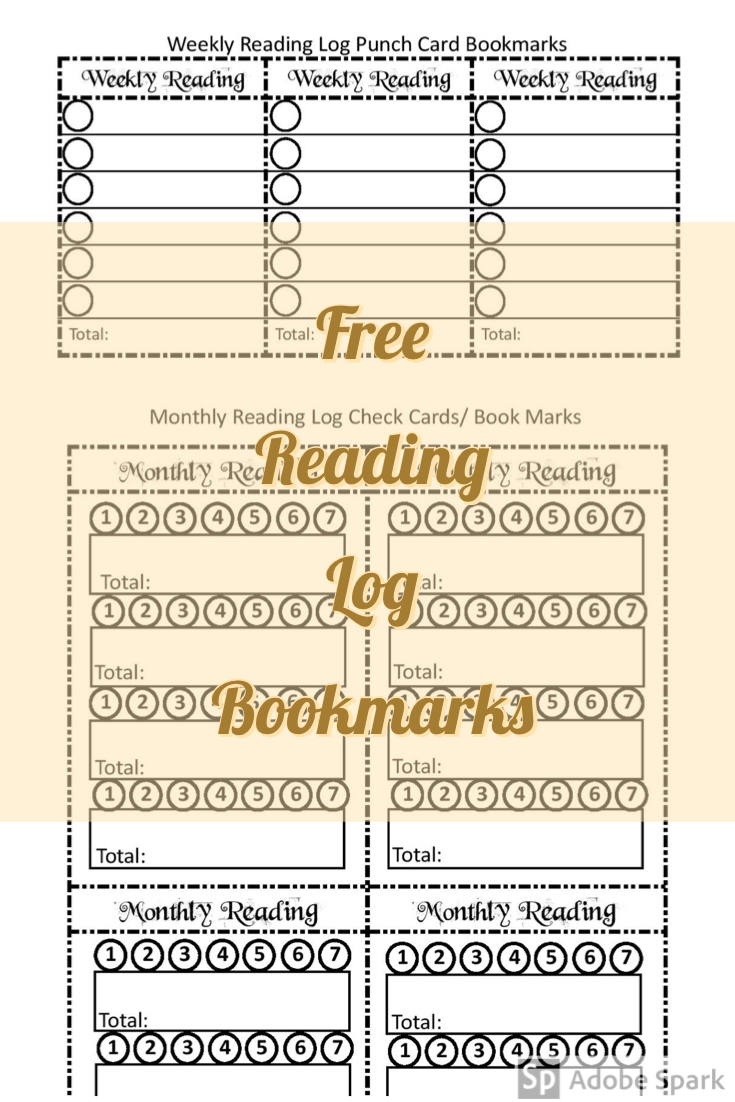 Reading Log Pin Image